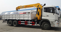 lorry mounted crane