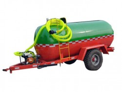 5000 liters small water tanker stainless steel trailers